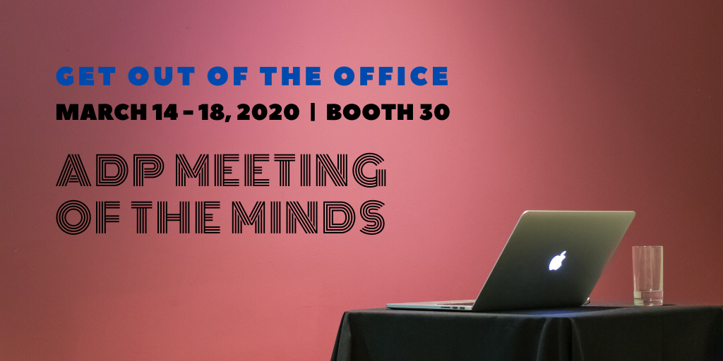 GPS to Attend ADP Meeting of the Minds (MOTM) 2020